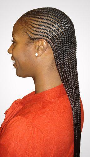 2 Layer Feed In Cornrows Side View Braids By Thebraidguru Com Braided Hairstyles African Braids Hairstyles African Hair Braiding Styles