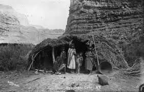 Havasupai tribe - Earth Shelter