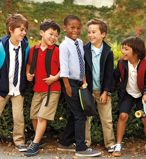 Boys Clothing | Boys School Uniforms | The Children's ...