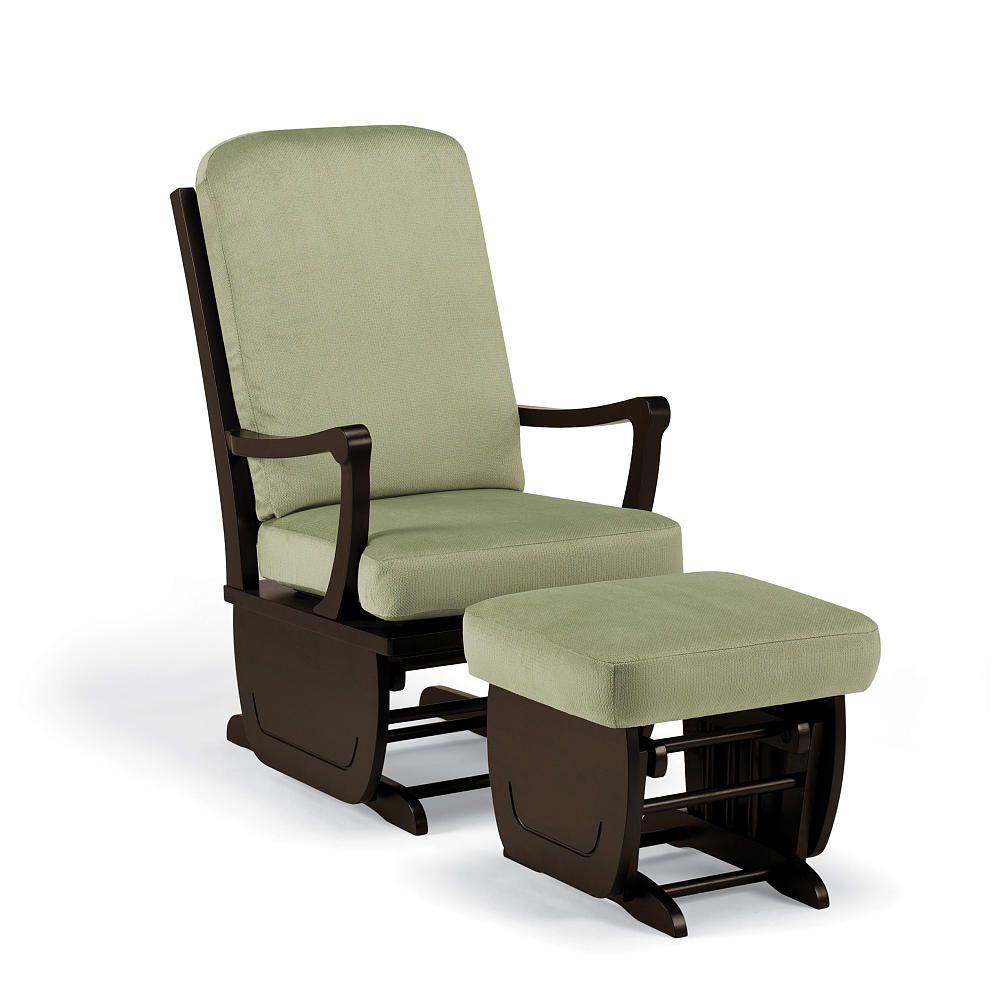 Best chairs harper wood glider ottoman espresso