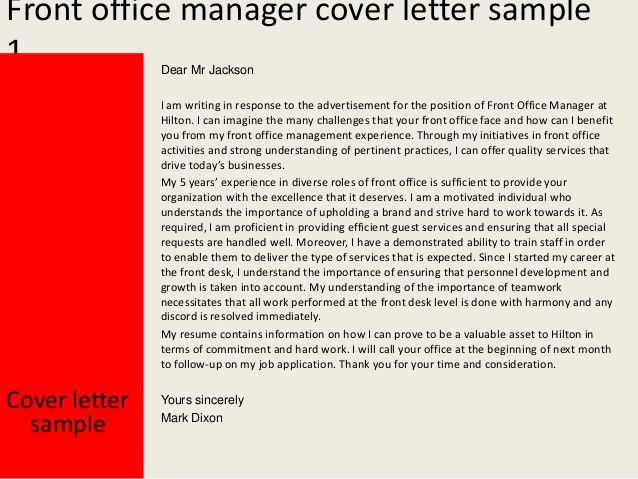 Free Sample Cover Letter For Job Application Office Manager Cover Letter  Google Search  Resumecover Letters .