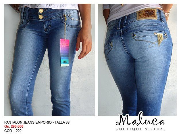 jeans de buenisima calidad