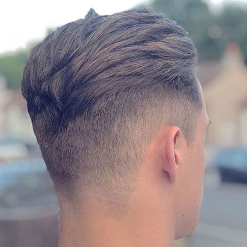 35 Best Short Sides Long Top Haircuts (2021 Styles