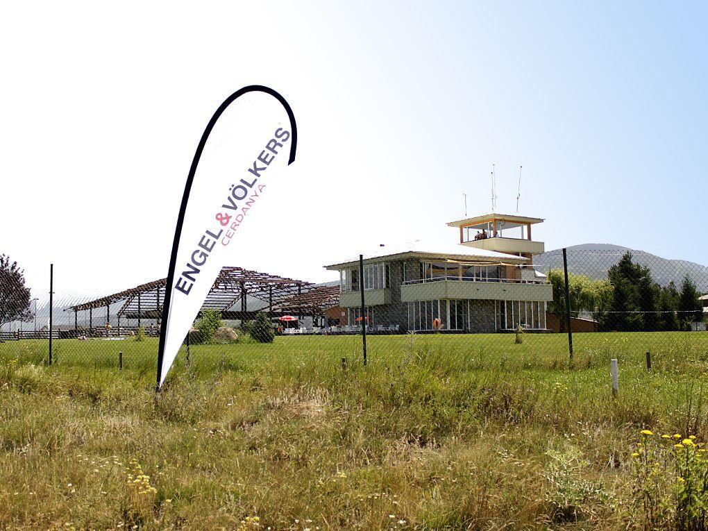 Aerodrom La Cerdanya en Das -Fontanals