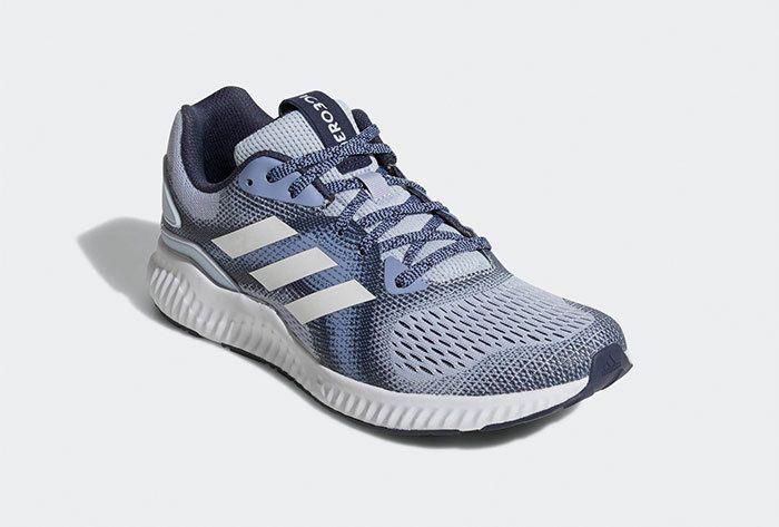 9c9f39d9b adidas Women s AeroBOUNCE ST Running Shoes Sky Blue Walking Casual NWT  CG4584  adidas  RunningShoes