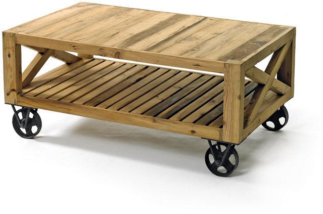 emonili.com #table #Chatsworth #Reclaimed #Wood #Coffee #Table ...