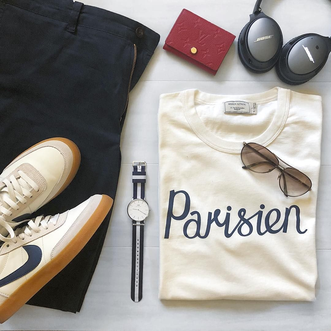 f3b30c9d1e419 Outfit that features the J.Crew x Nike Killshot 2 sneaker #killshot  #killshot2 #jcrew #killshots #nikekillshot #nikekillshots #nikejcrew  #mensfashion ...