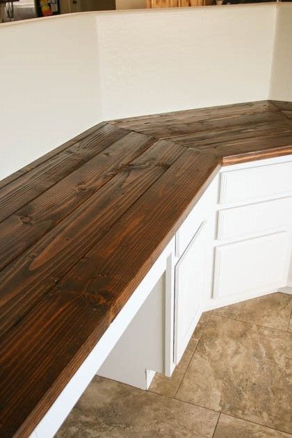 Surprising Build A Wood Plank Desktop For About 40 Diy Awesome Interior Design Ideas Helimdqseriescom
