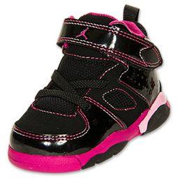 separation shoes e3269 b3aef Girls' Toddler Jordan Flight Club 91 Basketball Shoes ...