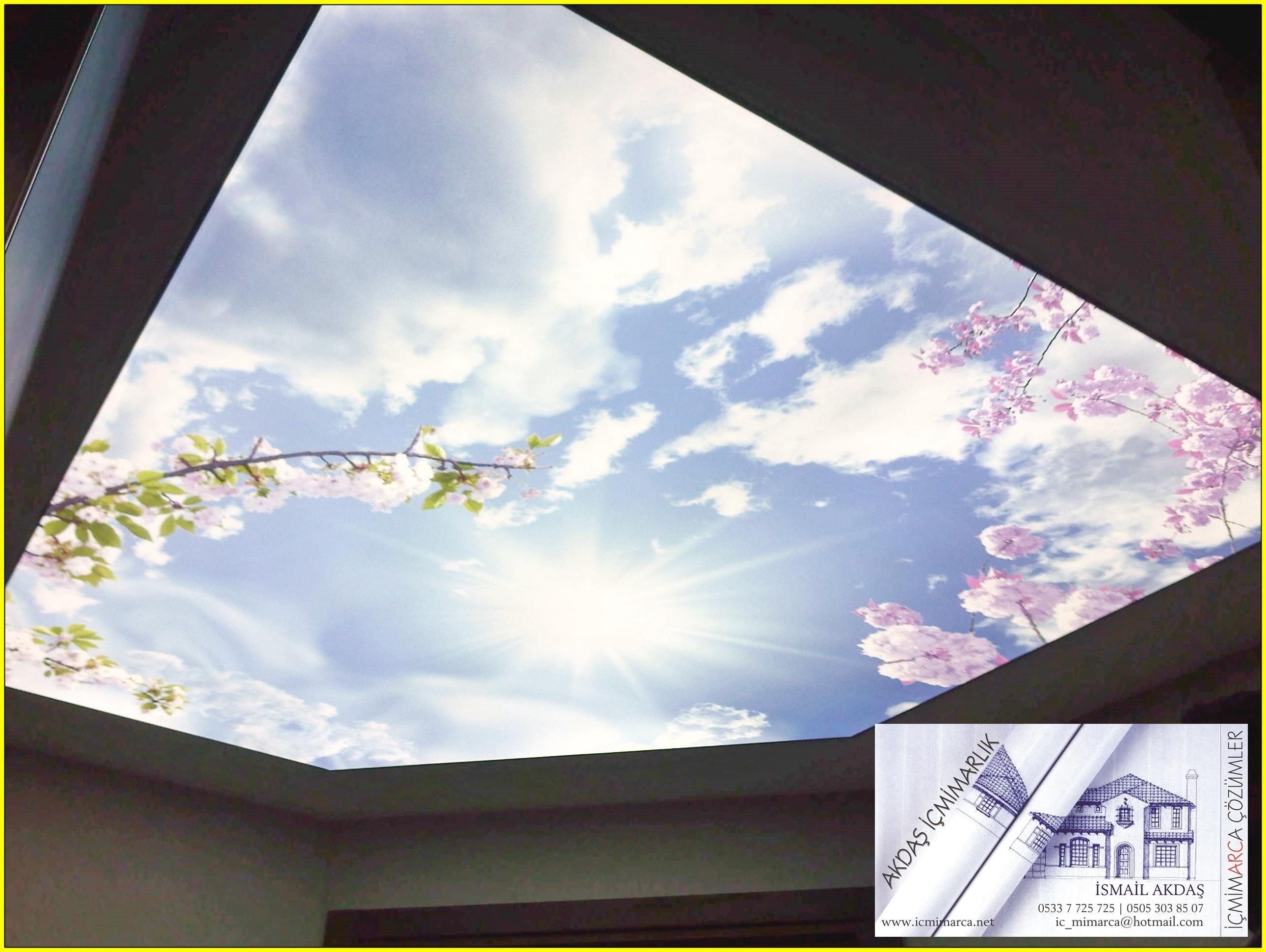 Related pictures gergi tavan barrisol barisol modelleri pictures to - Gergi Tavan Modelleri