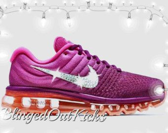 ... new high quality 3fb06 f2f31 Bling Womens Nike Air Max 90 Rose Gold  with by ShopBlingedOutKicks ... ae4ba7e854