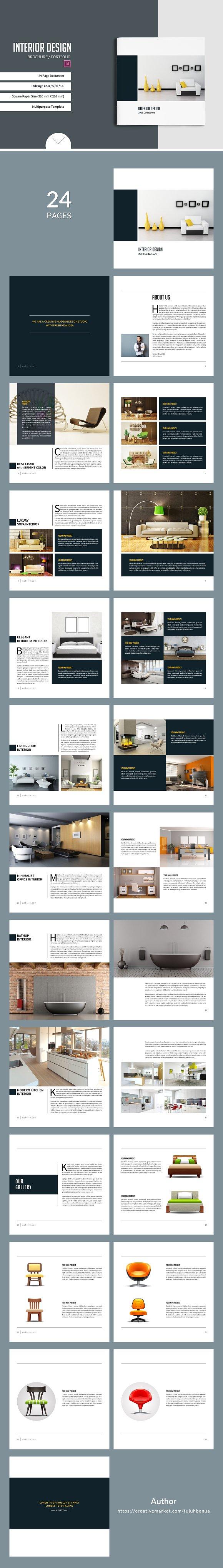 Pin von Creative Volt auf Templates Design | Pinterest | Broschüren ...