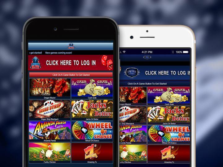 Liberty Casino Mobile Login