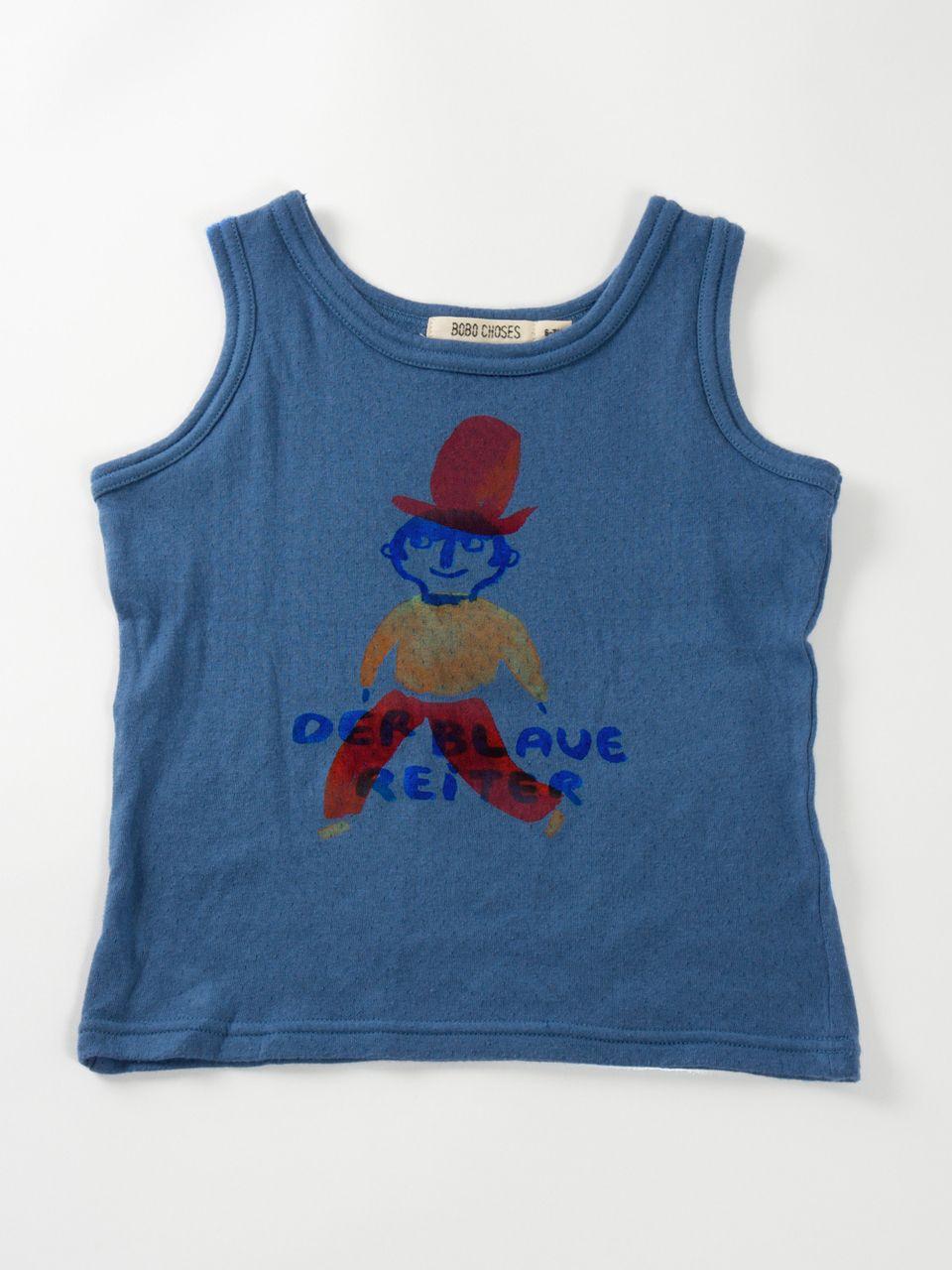 Bobo Choses Reiter Baby Tank   Cool Baby Clothes   Tiny Style   Australia