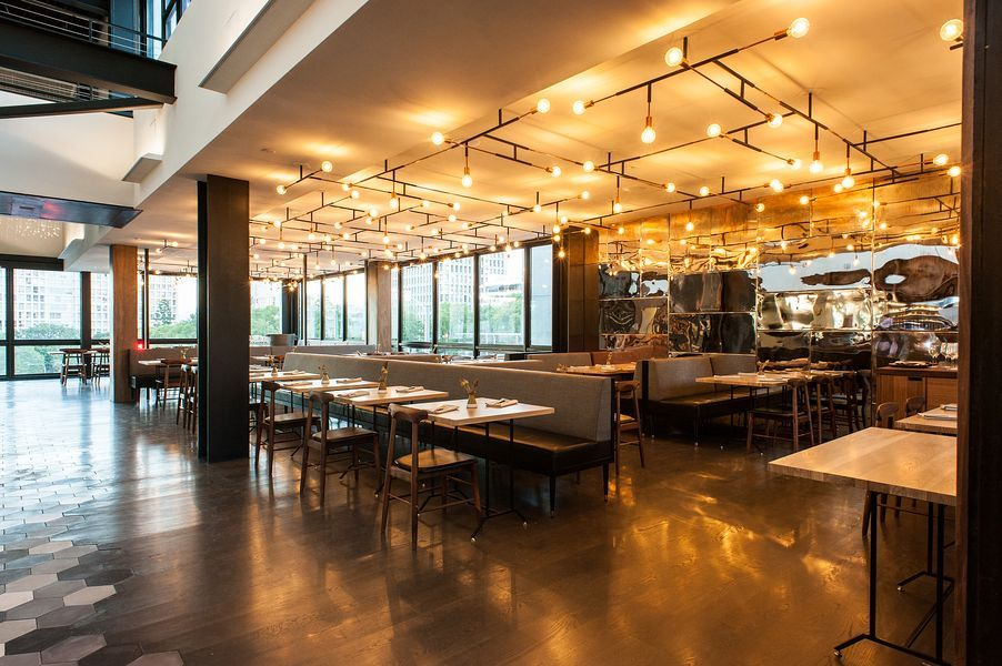 the 15 most beautiful restaurants of 2015 - Contemporary Restaurant 2015
