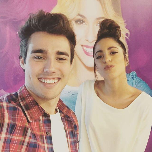 Jorge blanco and martina stossel dating divas