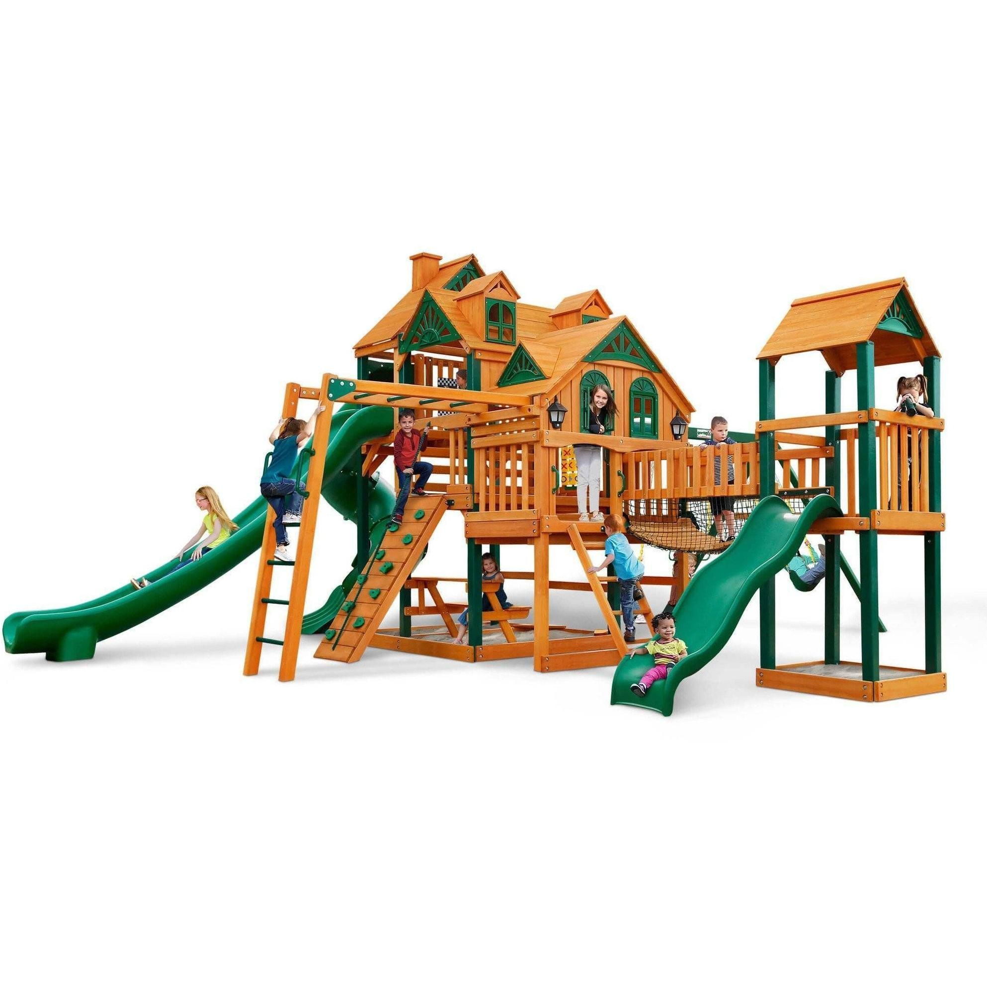 empire extreme swing set swings