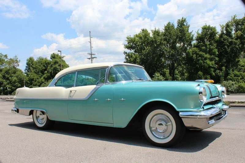 1955 Pontiac Star Chief Catalina Hardtop Luxury Cars For Sale