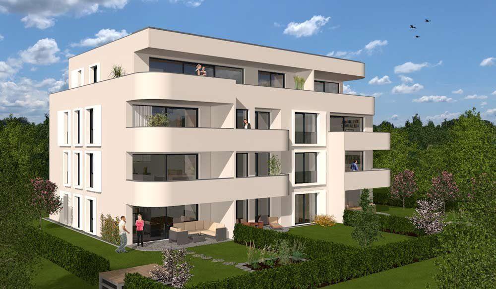 Pflugfelder Plant Neubauprojekt In Murr Bei Ludwigsburg Mit Bildern Neubau