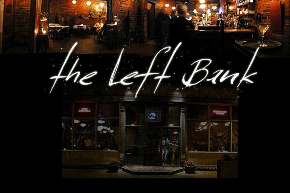 The Left Bank Restaurant Rhode Island Street In Buffalo Ny