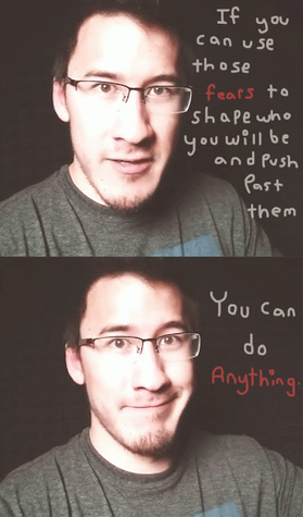 Markiplier Quotes Words From Markiplierhe Makes Me Stronger  Markiplier .