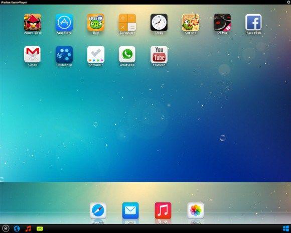 How To Run iOS Apps on Windows PC Using iPadian Simulator