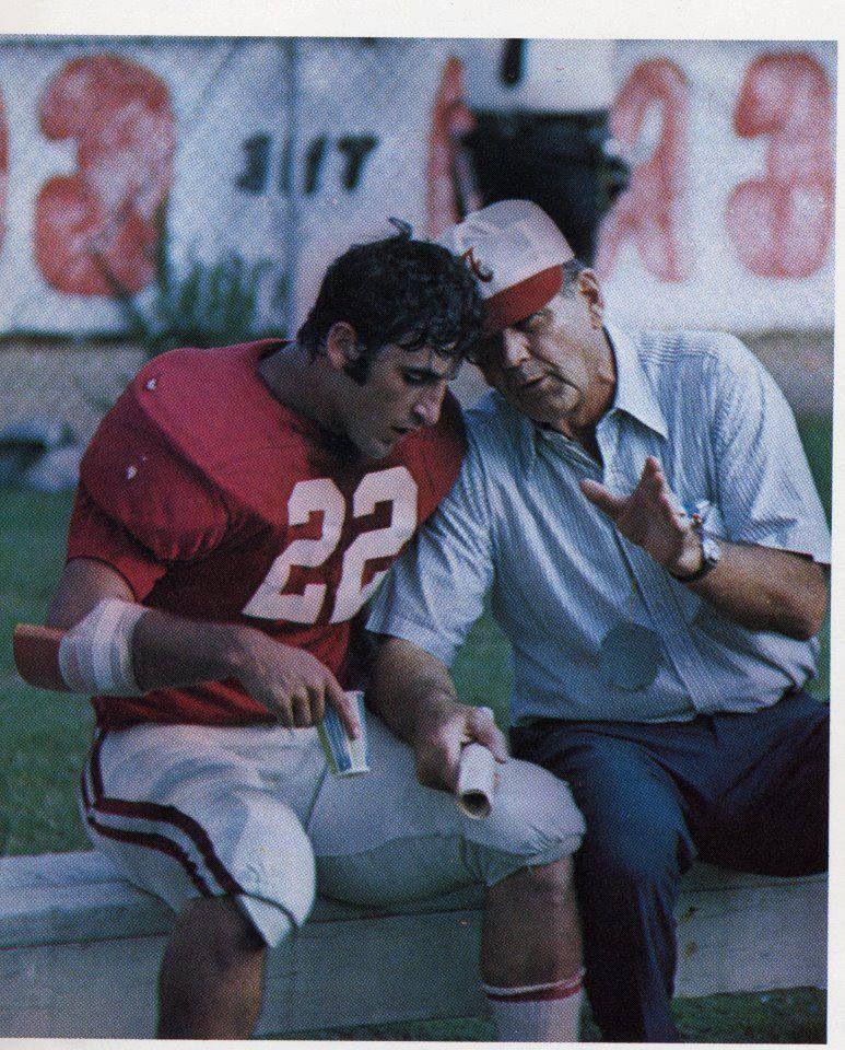The real Johnny Football! Joe and The Bear!