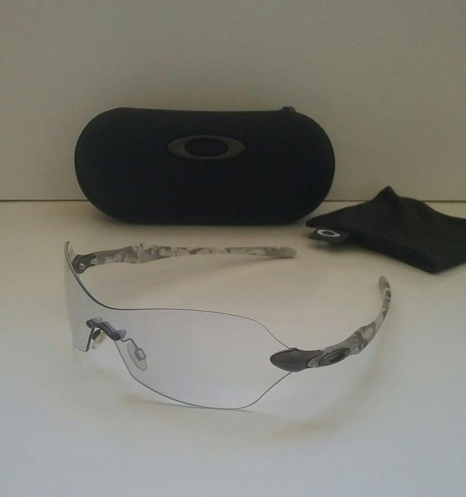 Oakley Dartboard White Camo Titanium Clear Iridium Sunglasses M Frame Sub Zero Fashion Clothing Shoes A Grey Sunglasses Sunglasses Sunglasses Accessories