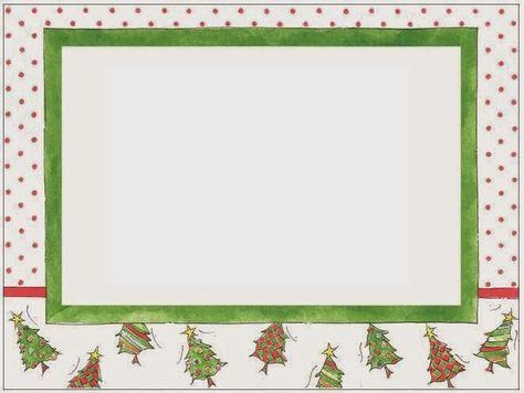 Marcos para Navidad para Imprimir Gratis. | mis recetas magda ...