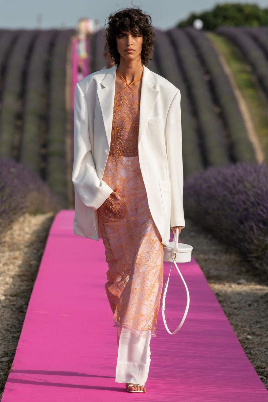 Sfilata Moda Uomo Jacquemus Parigi Primavera Estate 2020