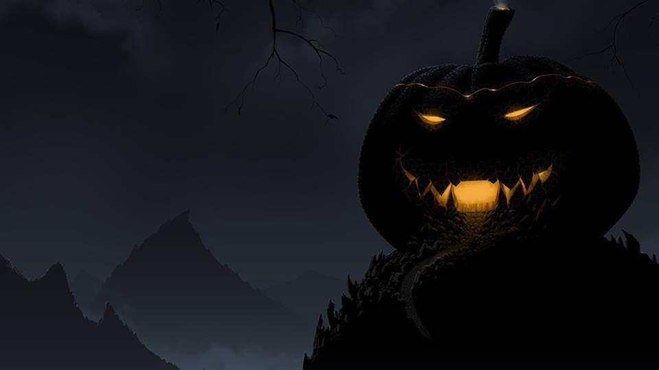 Halloween - Jack O' Lantern