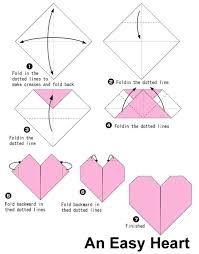 Resultado de imagem para easy origami