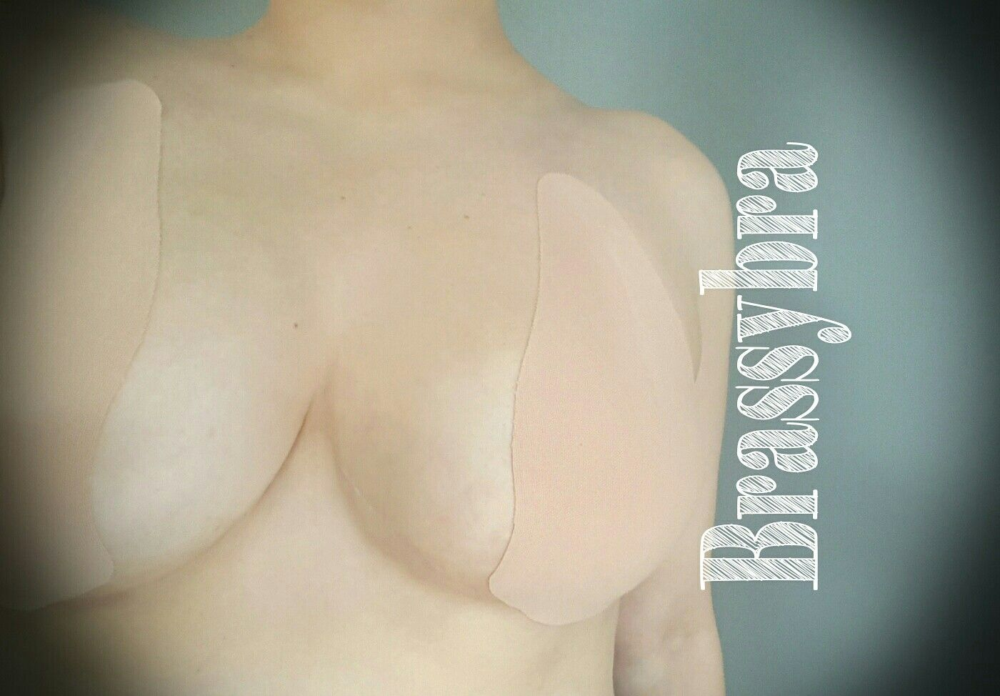 9978caf72a Adhesive breast lift tape. The best invisible boob tape❤ from Brassybra.com  A-G Cup It s also danse proof and waterproof. Adhesive bra  breast tape   boob ...