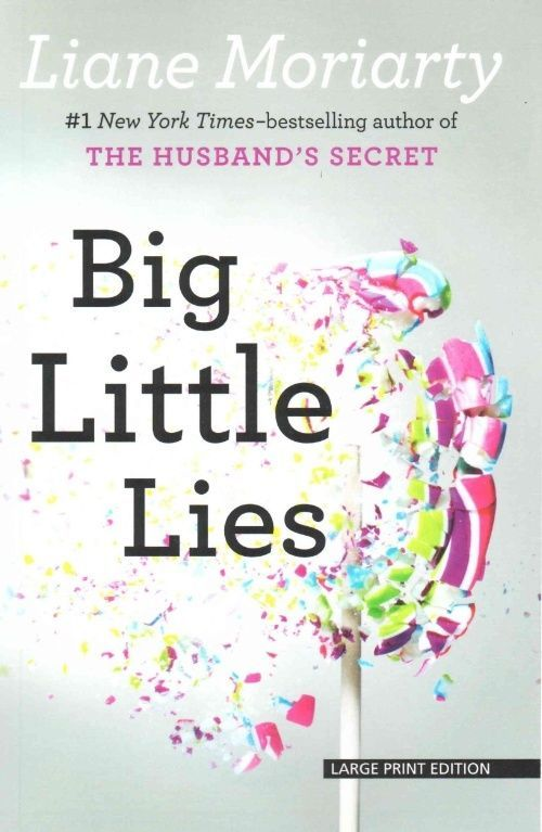Big Little Lies By Liane Moriarty English Paperback Book Book