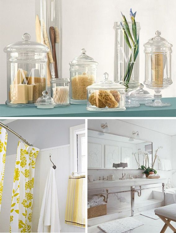 Home Spa Design Ideas: The Top Idea With The Glass Is Perfect For A Spa Inspired