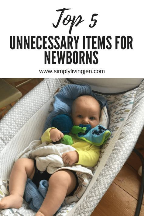 Baby Items you Don't need to buy | New baby products, Baby ...