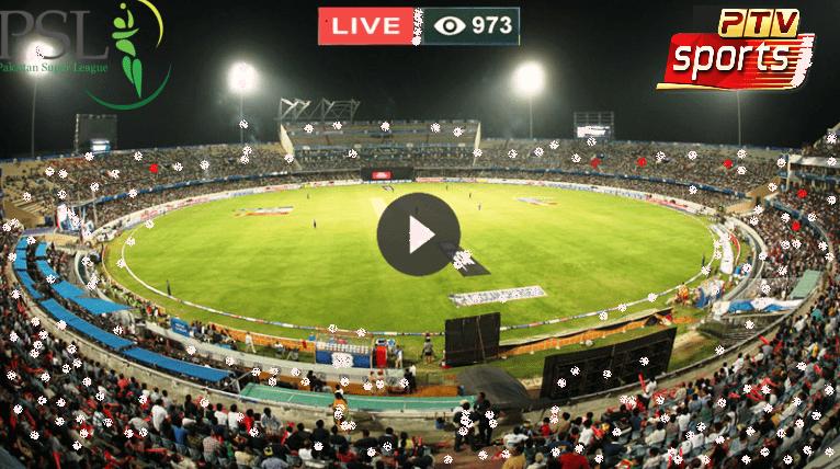 Pakistan Super League (PSL) 5 live streaming online on TV