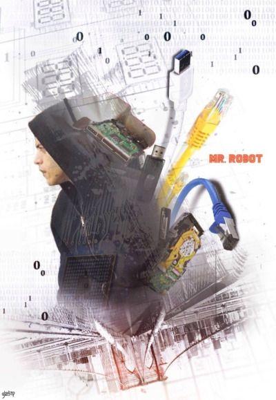 Mrrobot Mr Roboto Mr Robot Robot