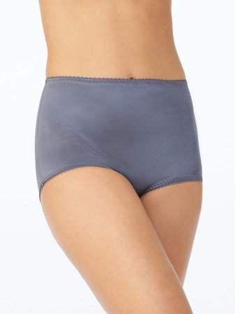 21e6d0d96f3fb Vassarette Women s Undershapers Light Control Brief Panties