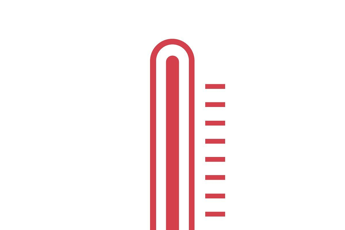 Thermometer Icon Science Icons Technology Icon Medical Icon