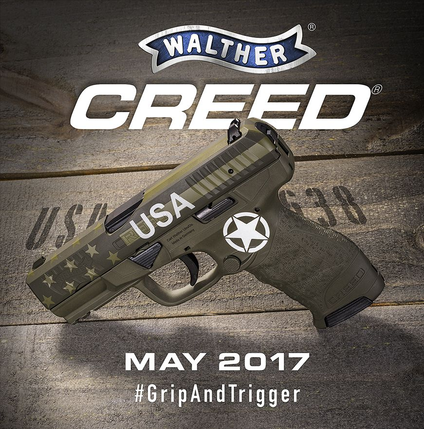 Walther Custom CREED GIVEAWAY! Year of the Creed - May