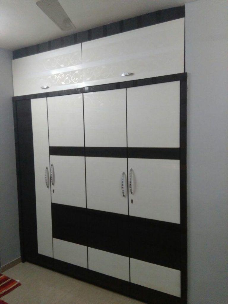 Modern Bedroom Wardrobe Design   Bedroom cupboard designs