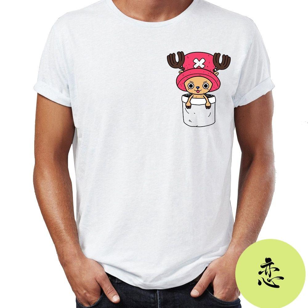 Tony Tony Pocket Chopper Shirt In 2020