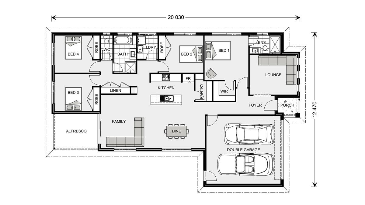 Woodridge 216 floor plan remove bed 3 4 gj gardner homes woodridge 216 floor plan remove bed 3 4 gj gardner homes home designcrosswordfloor malvernweather Choice Image