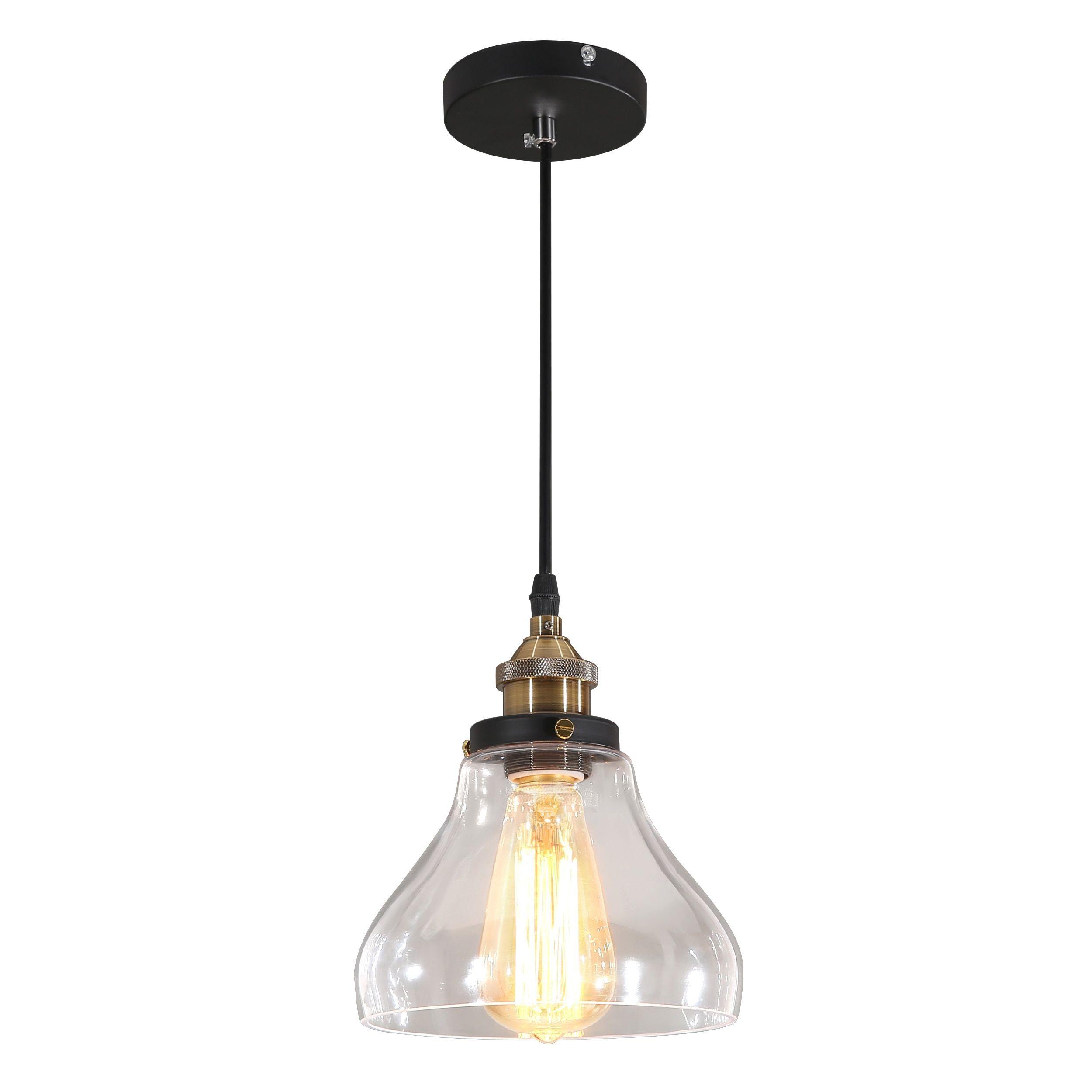 journee lighting. Journee Home \u0027Andrei\u0027 9 In Bulb Included Hard Wired Glass Pendant Lamp (3 Lighting 0