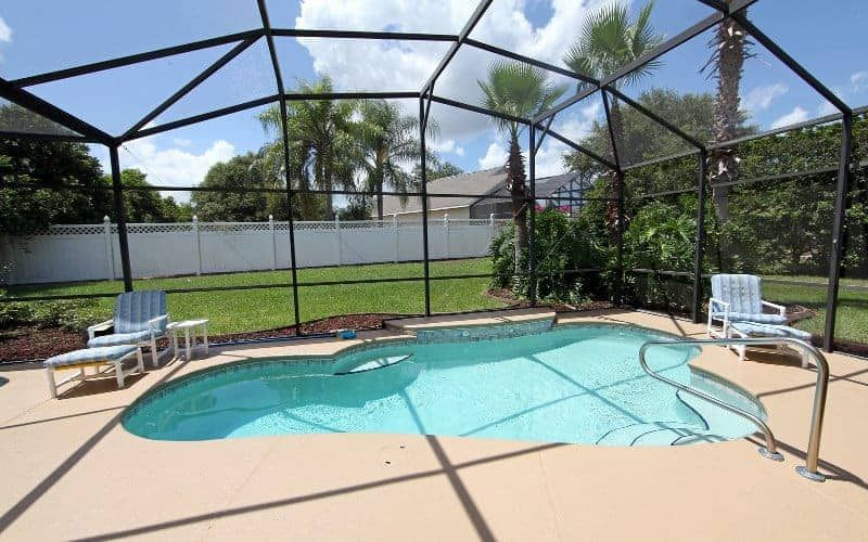 Pool Screen Enclosures Are They Worth The Cost Pool Pricer Cheap Inground Pool Pool Screen Enclosure Pool Enclosures