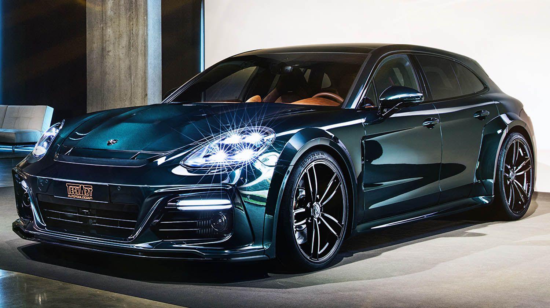 سيارة بورش سبورت 2020