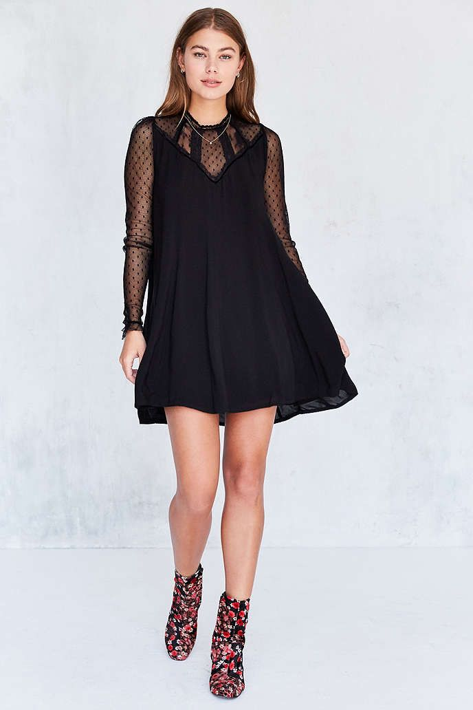 Dressed in Black - Urban Outfitters