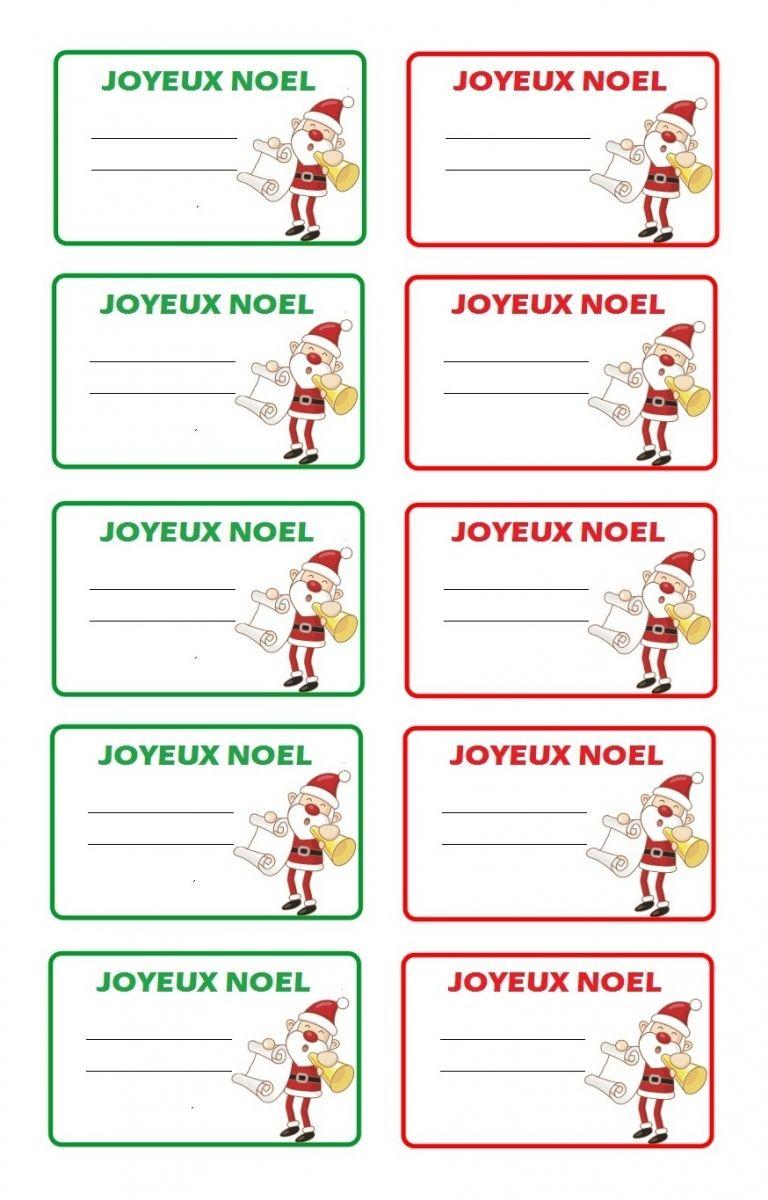 Epingle Par Marina Sur Natal Xiii Etiquettes Noel A