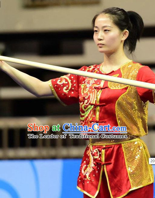 Top Professional Wushu Martial Arts Kung Fu Competition